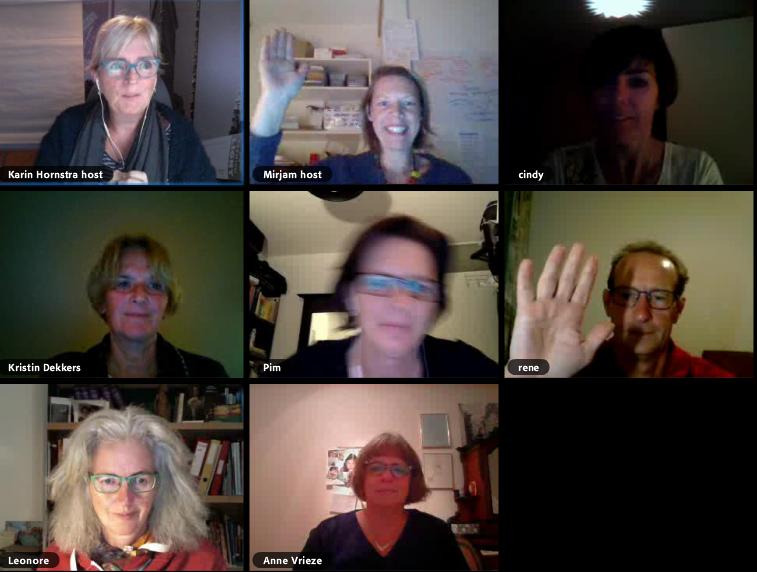 Hints, van retro-forum naar gave werkvorm in een virtual classroom