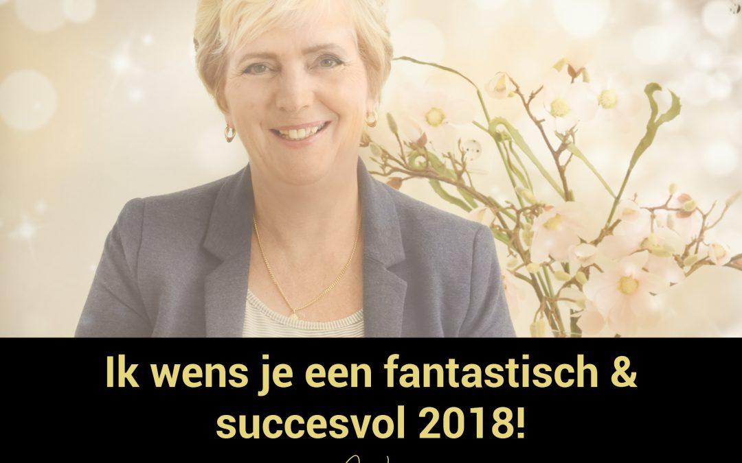 Een geweldig 2018!