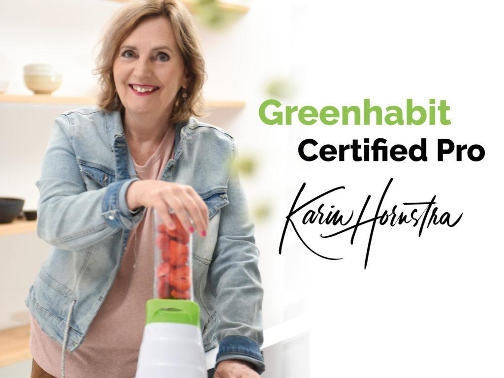 Karin Hornstra, Greenhabit Pro 2021